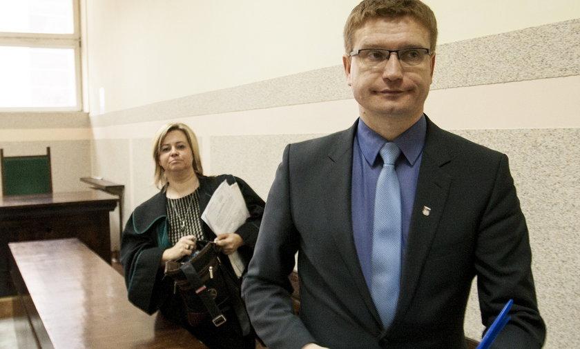 Prezydent Częstochowy w sądzie