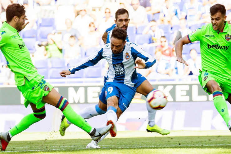 FK Espanjol, FK Levante
