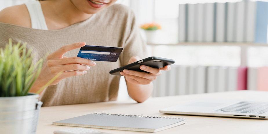 Bezpiecznie płatności w internecie