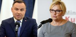 Szczere wyznanie podwładnej Andrzeja Dudy: Nie chciałabym, by prezydentowi lało się z dachu