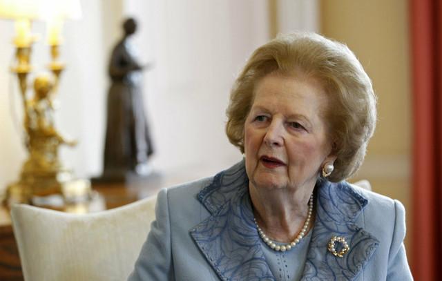 Margaret Tačer, nekadašnja britanska premijerka