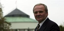 Jerzy Kulej w polityce. Był członkiem PPPP