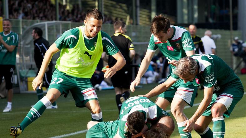 Śląsk zagra z Lechią na nowym stadionie
