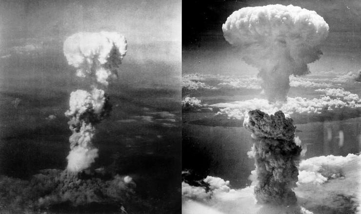 Hirošima i Nagasaki, Pripreme, SAD