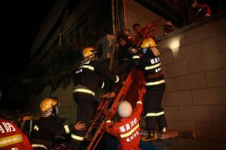 W Chinach zawalił się hotel, który służył osobom na kwarantannie. Około 70 osób uwięzionych pod gruzami