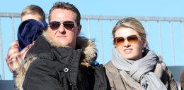 Schumacher opuszcza szpital! Jego żona chce...