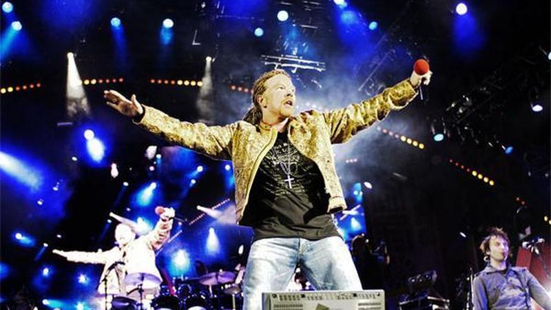 Guns'n'Roses (fot. oficjalna strona zespołu)