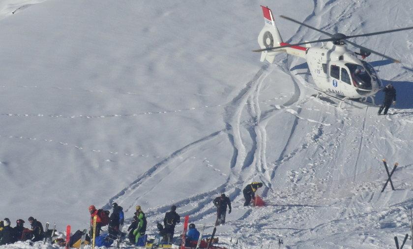 Akcja ratunkowa Michaela Schumachera