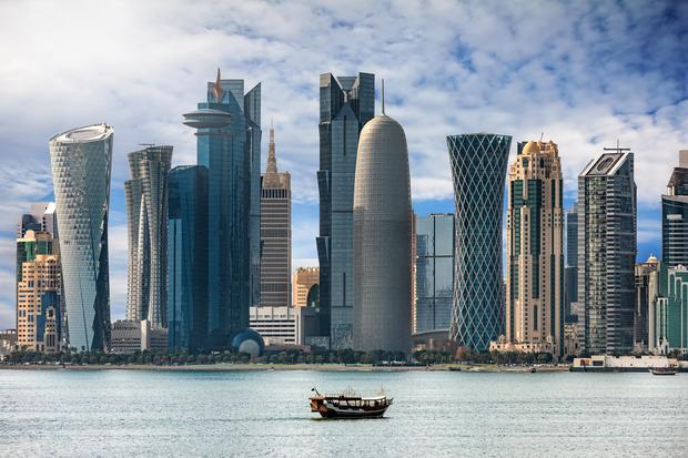 Zatoka w Doha