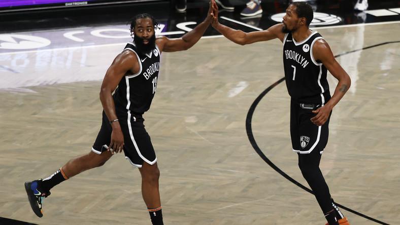 James Harden i Kevin Durant