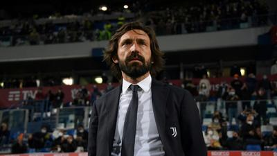 Pirlo's Juve future under microscope in three-team Champions League race