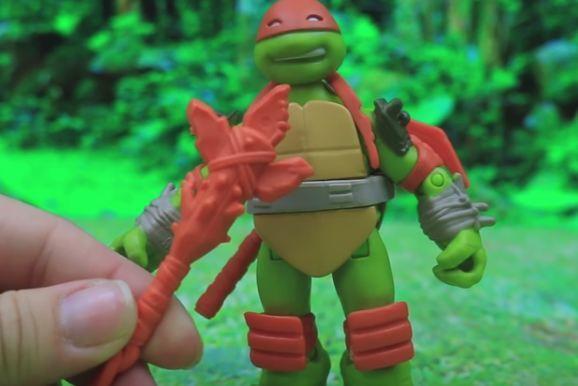 Nindža kornjače, igračka