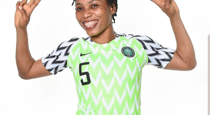 Juan Mata praises Super Falcons star Onome Ebi who has pledged 1% of her football earnings to charity as part of Common Goal