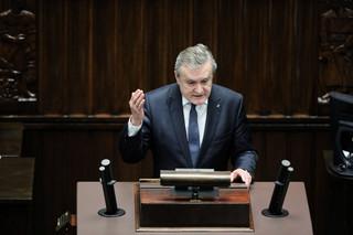Gliński opublikował 'przesłanie Polski dla Zachodu w obliczu epidemii'