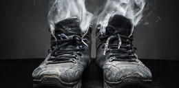 Masz problem ze śmierdzącymi butami? Tym prostym sposobem się go pozbędziesz!