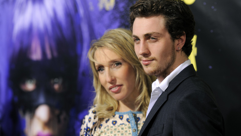 Sam Taylor Wood i Aaron Johnson