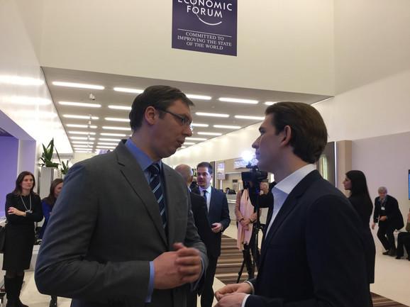 Kurc je istakao kako Austrija ima odličnih veza sa Zapadnim Balkanom