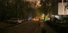 Egipskie ciemności na Barszczewskiej