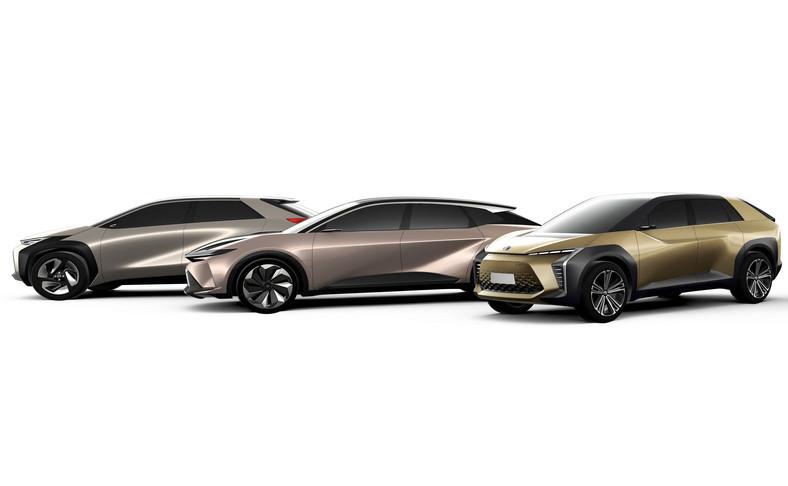 Elektryczny kompakt, sedan i crossover