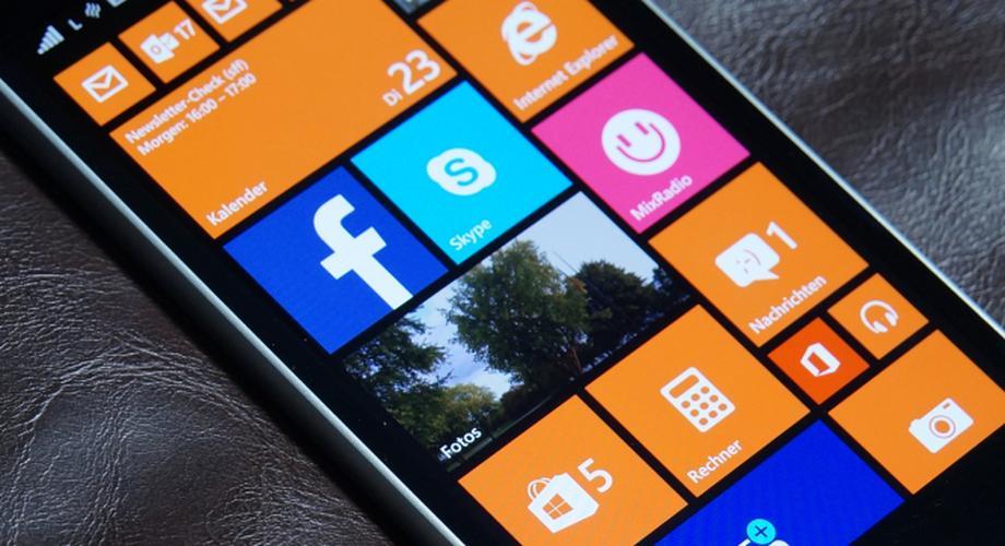 Microsoft will am 6. Oktober neue Lumias zeigen