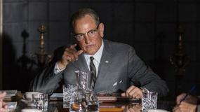 Woody Harrelson jako prezydent Lyndon B. Johnson