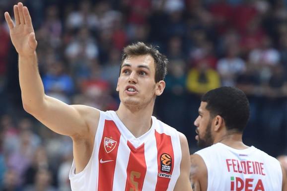 U ZVEZDI PROŠAO KROZ PAKAO DEPRESIJE Srpski košarkaš o drami i NEMILOSTI: Izabrao sam jedini način da preživim!