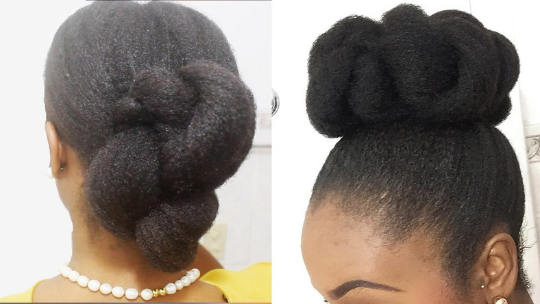 Are You Struggling To Style Your Natural Hair Try One Of