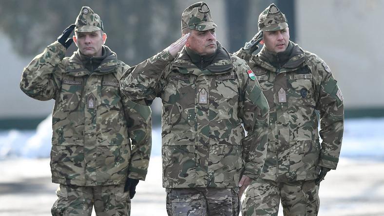 Korom Ferenc (középen) / MTI/Czeglédi Zsolt