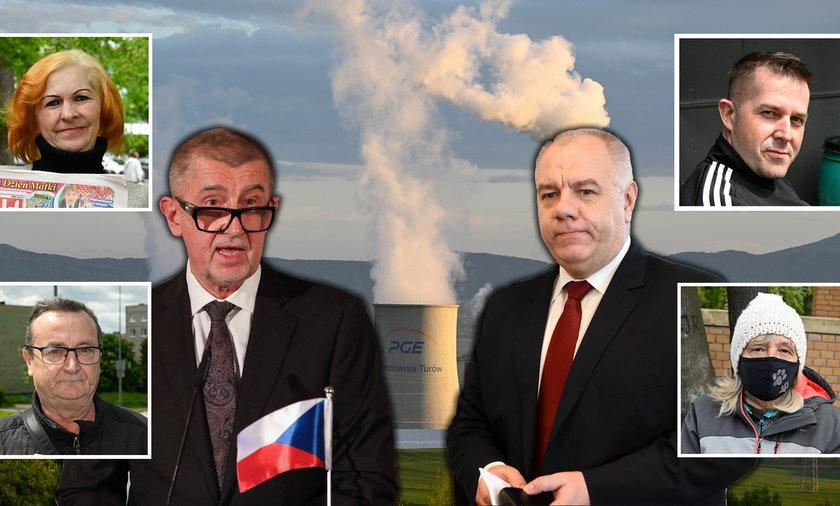 Mieszkańcy Bogatyni: Nasi politycy powinni dogadać się z Czechami wcześniej!