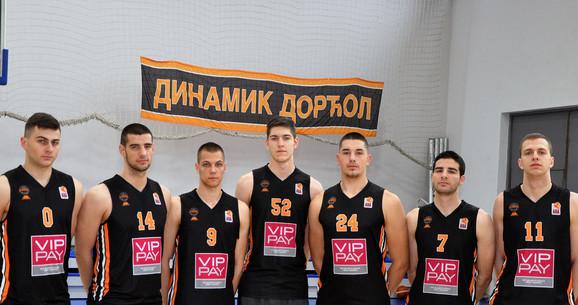 Sedmorica igrača Dinamika koji će ovog leta predstavljati Srbiju