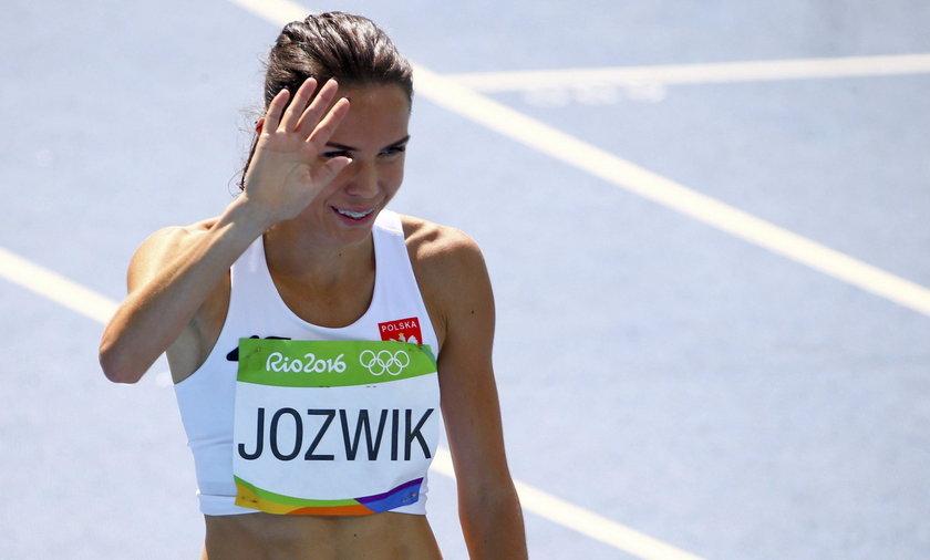 Rio 2016: Joanna Jóźwik po wygranych eliminacjach. Będzie tańczyć