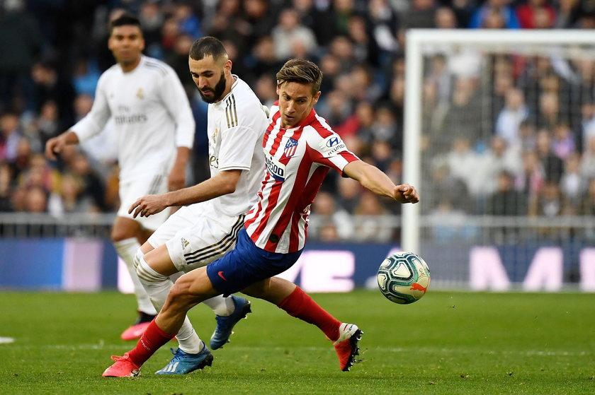 W derbach Madrytu Real pokonał Atletico 1:0