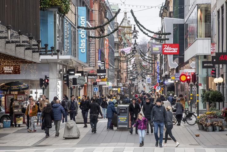 Švedska, Stokholm