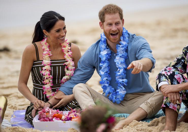 Princ Hari i Megan