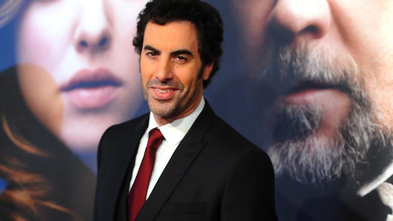 """Sacha Baron Cohen nie będzie Freddiem w """"Mercurym"""""""