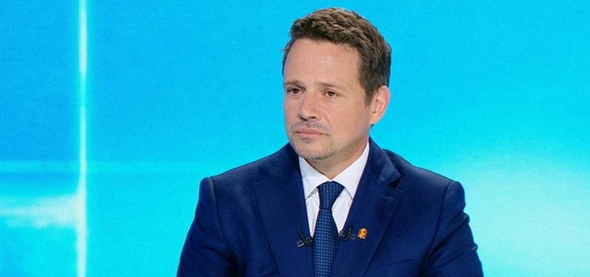 Rafał Trzaskowski w Polsat News: w TK mamy politruków PiS-owskich.