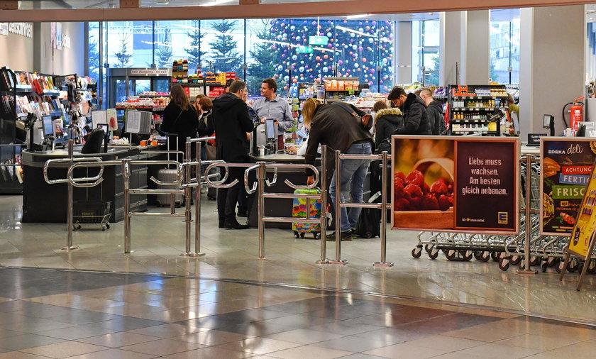 Hurtownia Edeka C+C Grossmarkt w niemieckim Cottbus
