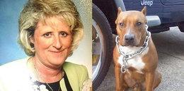 Opiekowała się wnuczkiem, zagryzł ją pies córki