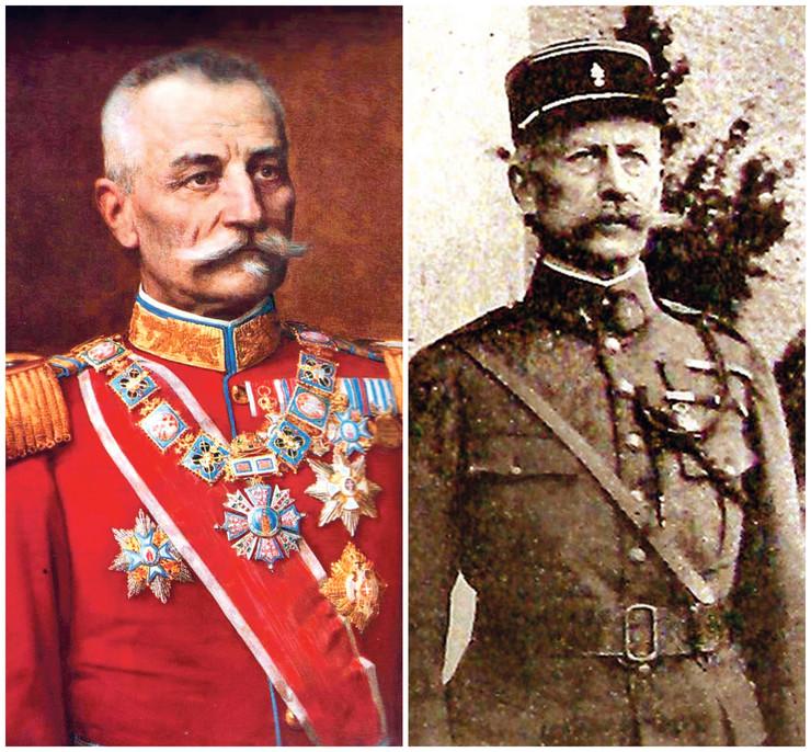 kralj petar karađorđević pukovnik henrih angel