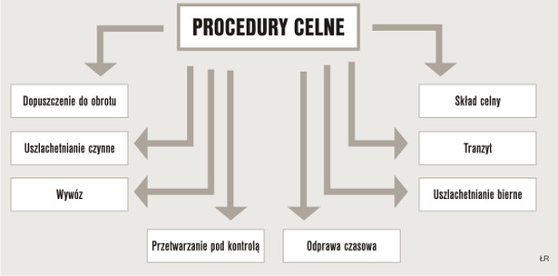 Procedury celne