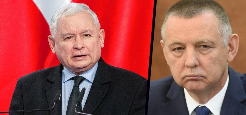 Syn Banasia przerywa milczenie. Mówi, że w wojnie między jego ojcem a szefem PiS chodzi m.in. o Ostrołękę...