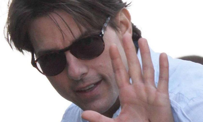 Tom Cruise miał wypadek