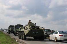 Kfor obezbeđuje most u Kosovskoj Mitrovici, situacija mirna