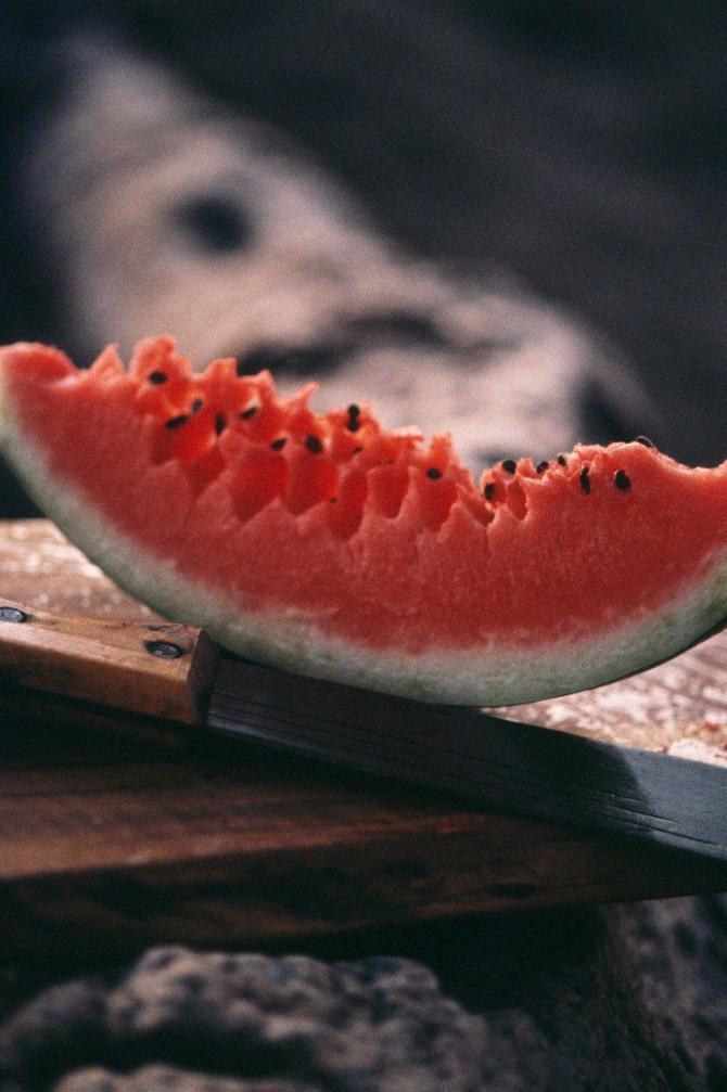Slasno parče lubenice najviše prija u doba letnje žege