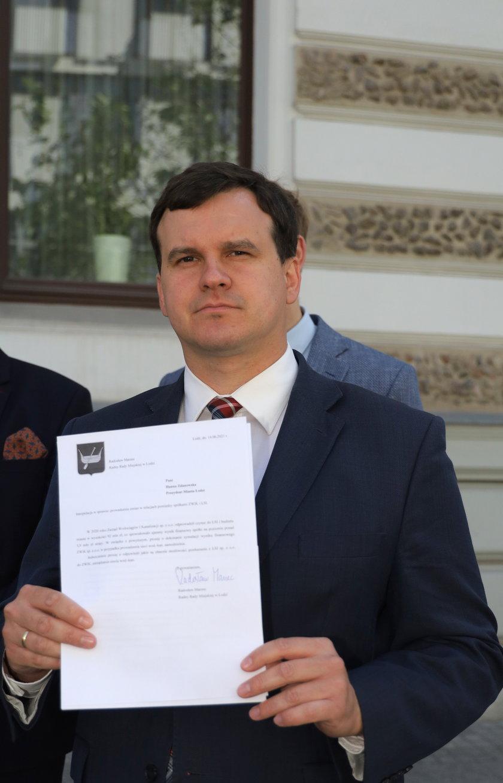 Radosław Marzec, radny PiS