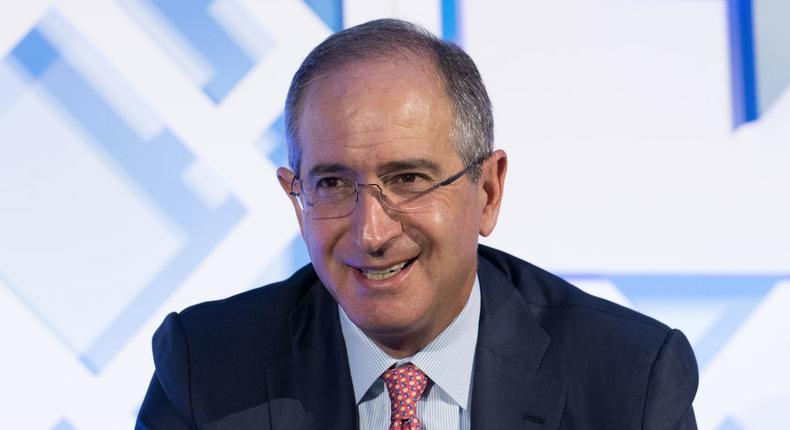 Comcast CEO and chairman Brian Roberts.