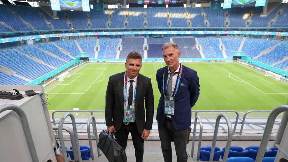 Mateusz Borek i Kazimierz Węgrzyn