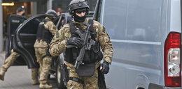 Strzelanina w Krakowie. Rzucił się na policjanta, zginął na miejscu