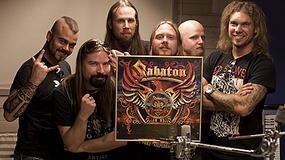 Sabaton na czterech koncertach w Polsce