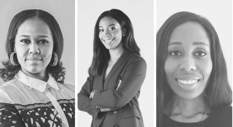 Meet of three of the five Nigerians on the new Forbes Africa list (canva)